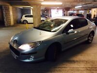 AUTOMATIC PEUGEOT - GOOD RUNNER - QUICK SALE- DIESEL -800£ - NO OFFERS PLEASE