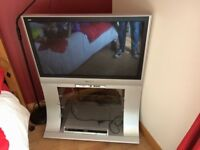 Panasonic 37'' HD TV rarely used and in perfect condition!