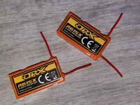 2X OrangeRx R615X DSM2/DSMX 6ch Drone Aeroplane Plane Quadcoptor RC Receivers Receiver