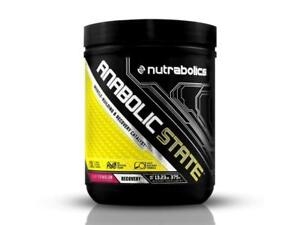 NUTRABOLICS Anabolic State (30 servings) BCAA Intra-Workout Post-Workout