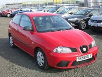 2008 SEAT Ibiza Ecomotive 1.4 TDI - FREE Road Tax - 1 Owner - SEAT Service History