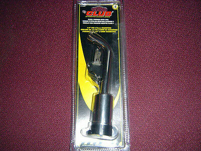 "The Club Class II 1/2"" Receiver Hitch Lock- New in the Package - Free Shipping"