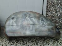 vespa px side panels painted/air brushed x2 left and right good condition