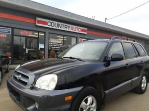 2005 Hyundai Santa Fe Sport Leather 4WD