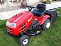 Lawnflight 604 ride on mower