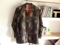 Pure Japanese silk Jacket