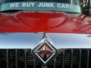WE PAY TOP CASH for SCRAP CARS/ANY CONDITION!!!