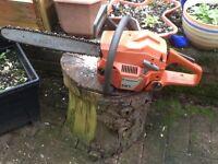 Husqvarna chainsaw 141