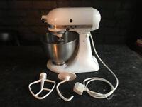 KitchenAid Classic Mixer 4.3L White RRP £399