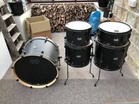Mapex Mars Nightwood Drum Kit (MINT CONDITION)