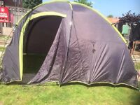 TENT Outdoor Revolution VRX400S Four Man Tent Very Good Condition