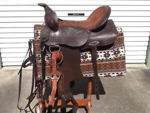 3 Saddles 1 Western, 1 pleasure, 1 Dressage Chermside West Brisbane North East Preview