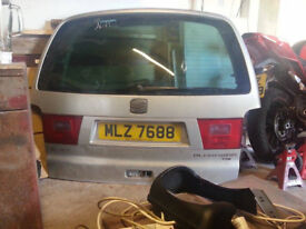 Seat Alhambra rear door/hatchback
