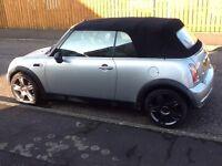 2007 Mini One Convertible