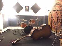 Band / Music Teacher / Drummer - rehearsal studio share Bristol