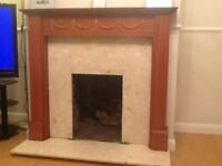 Fire surround free come and take out. Romford