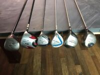 FOR SALE: Golf clubs