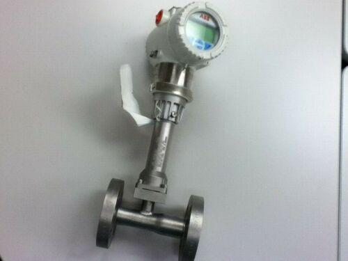 "ABB 1"" SwirlMaster FSS430 Swirl Flowmeter Stainless"