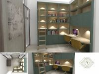3D Design Internship - Interiors & Furniture