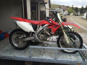 2007 CRF 450R **REDUCED**