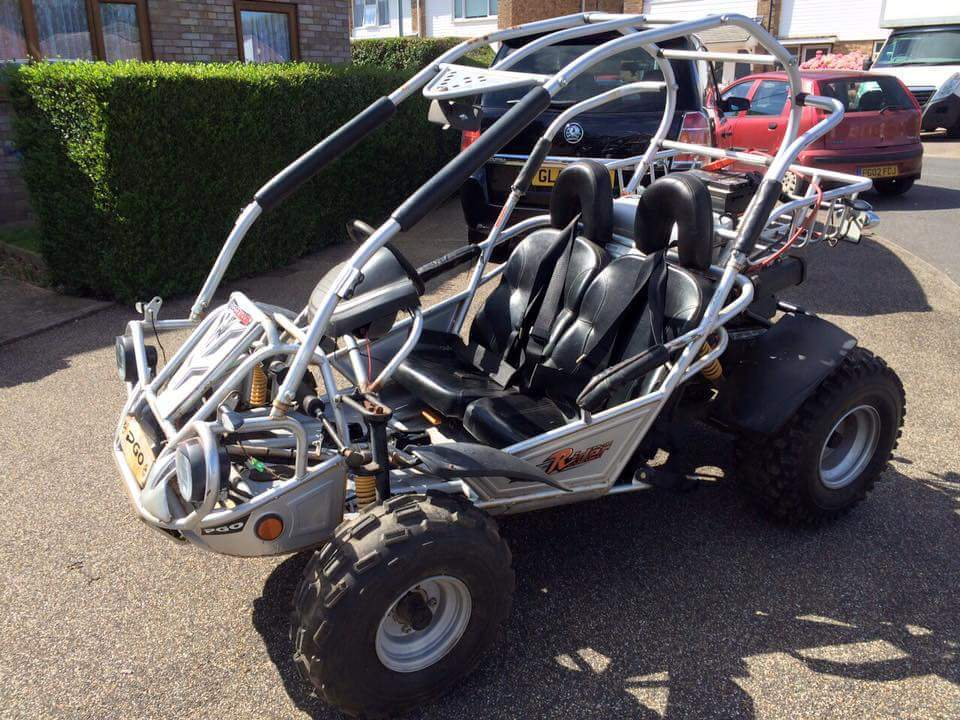 quadzilla pgo 250e buggy 250cc not quad only 150km on clock in great yarmouth norfolk gumtree. Black Bedroom Furniture Sets. Home Design Ideas