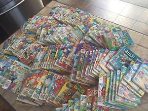 Archie Comic Books Galore!!!!
