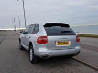 PORSCHE CAYENNE 3.0 TDI V6 SUV 5dr Diesel Tiptronic S AWD ( 237 bhp)