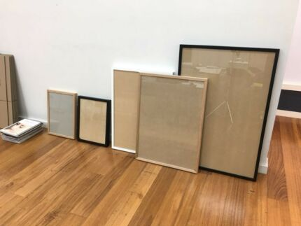 [Urgnet] 5 different sizes picture frames are on SPECIAL PRICE