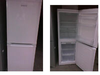 Beko fridge freezer good working order and clean 59.5 inches high x 21.5 inches wide DETAILS BELOW