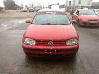Volkswagen golf 1.6 *BREAKING ALL PARTS *