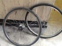 26 inch wheels
