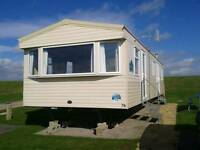 Caravan for hire at Blue Dolphin North Yorkshire (please read discription)