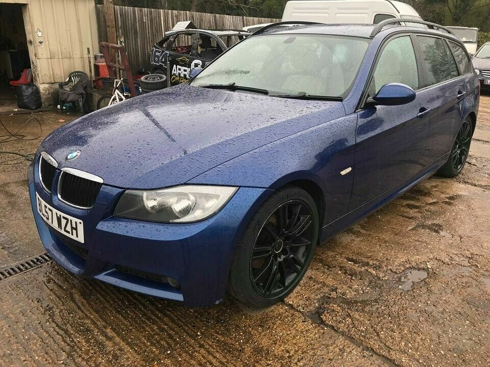 Bmw Of Newton >> Newton Cars 07 57 Bmw 320d M Sport Touring 157k Black Alloys Mot Dec 2019 P Ex Poss Call In Norwich Norfolk Gumtree