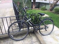 City bike in a good condition