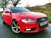✅2013 Audi A4 2.0 Tdi SE Technik👉👉OWN THIS CAR TODAY AND PAY NOTHING FOR 2 MONTHS👈👈