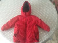 Feather filled winter coat from Gap Kids age 4-5