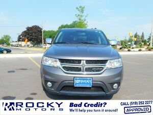 2013 Dodge Journey R/T - BAD CREDIT APPROVALS