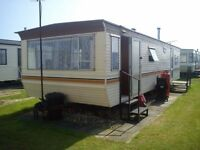 3 BEDROOM STATIC CARAVAN FOR HIRE SKEGNESS, PET FRIENDLY SAT 24TH - SAT 30TH MAR 7 NIGHTS