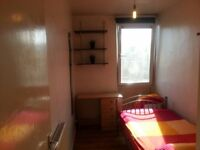 Lovely room with single bed for 1 person.