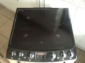 Zanussi electric double oven