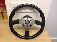 bmw e36 momo steering wheel with boss hub