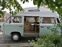 Beautiful Vintage VW Campervan For Sale - Volkswagen T25 1984