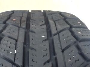 "4 of P205/55R16""- STUDDED-$180.00"