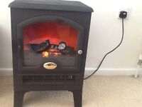 Warmley Electric stove fire for sale