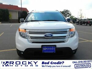 2013 Ford Explorer - BAD CREDIT APPROVALS