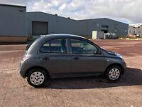 2007 Nissan Micra 1.2 68k 11 months mot £1125