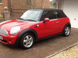 Mini COOPER very low mileage only 22864 miles, mot Dec 17.