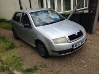 SKODA FABIA Car Parts for sale any part avilable All parts available at reasonable prices