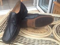 2 pairs BRAND NEW Clark's men's leather shoes
