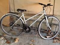 Second hand bike with gears